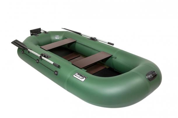 лодка надувная pelican-270m
