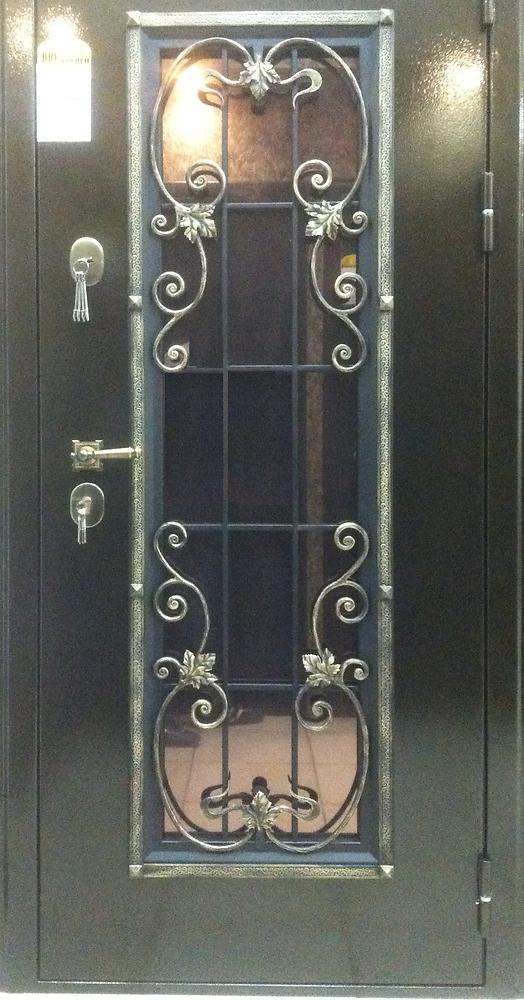 металлическая дверь п 10